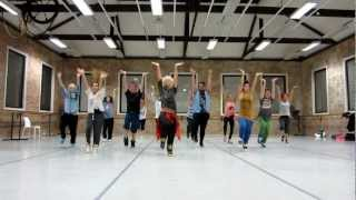 'Where Have You Been' Rihanna choreography by Jasmine Meakin (Mega Jam)