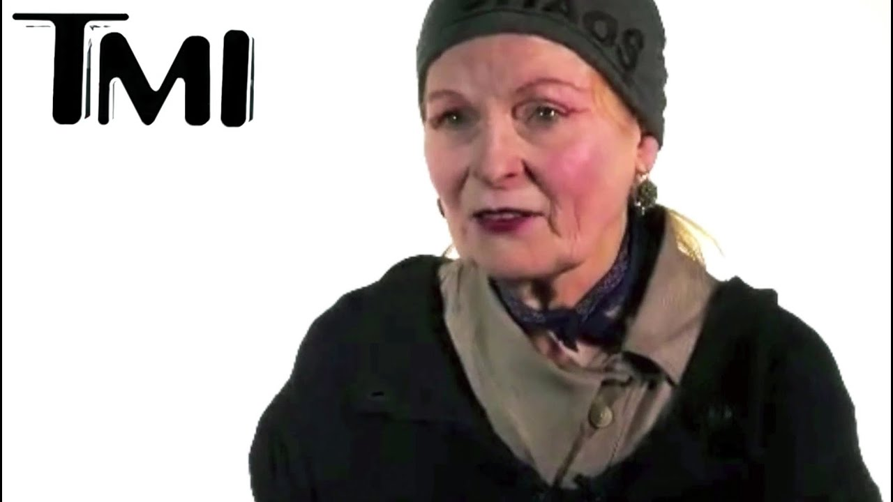 caf42323dbd BUY LESS CLOTHES! - Vivienne Westwood | TMI - YouTube