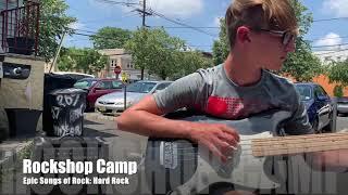 Rockshop Camp Session 2 Promo Video