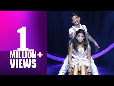 D 4 Dance Reloaded I Nakul & Saniya - Dance with prop round