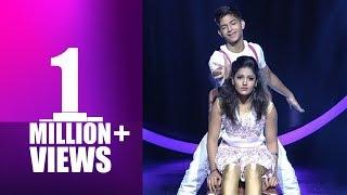 d 4 dance reloaded i nakul saniya dance with prop round i mazhavil manorama