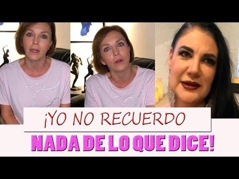 Laura Flores desmiente a Alejandra Ávalos y le envía un mensaje