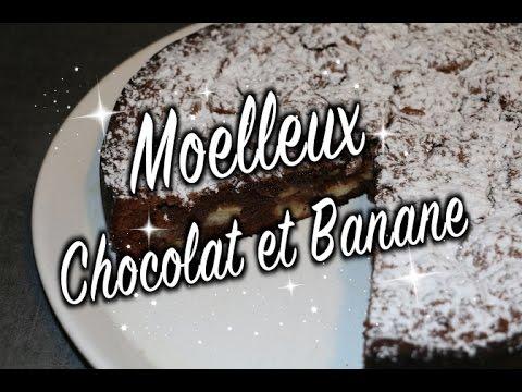 [-recette-n°5-]-:-moelleux-chocolat-et-banane-♡