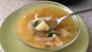 Суп гороховый в скороварке в одну закладку! Очень вкусный гороховый суп.