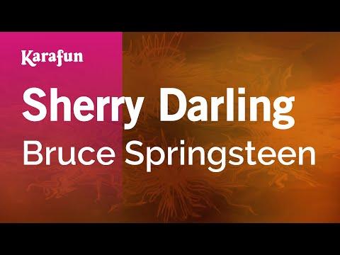 Karaoke Sherry Darling - Bruce Springsteen *
