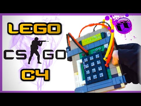 LEGO C4 | Counter-Strike: Global Offensive