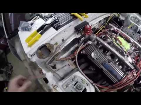 Painless harness install / beginning of reassembly! - YouTube