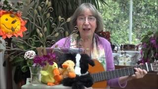 My big black dog - sing low, sing high