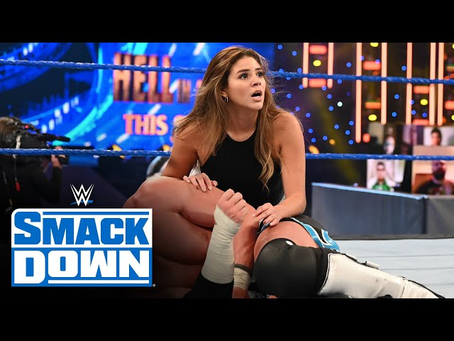 Aalyah Mysterio comes to Murphy's aid: SmackDown, Oct. 23, 2020