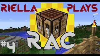 Minecraft | Vanilla RAC Server E4: Chatty Cathy