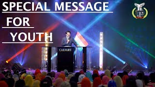 Special Message for Youth by Dr Jayapaul | Independence Day ...