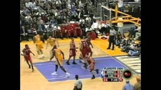 Kobe Bryant- Footwork & Skill
