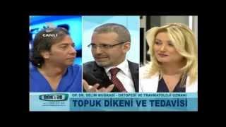 Op. Dr. Selim Muğrabi Doktorum Programında Topuk Dikeni, Topuk Dikeni Egzersizleri