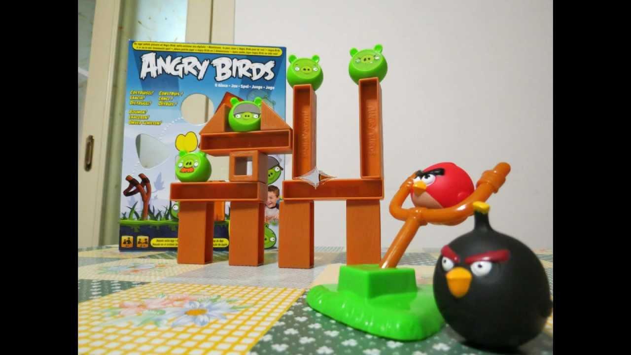 Angry birds il gioco da tavolo youtube - Angry birds gioco da tavolo istruzioni ...