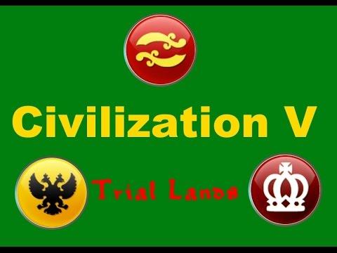 Civilization V: The Trial Lands #6 - Intercontinental exploration
