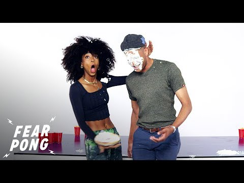 Blind Date (Briana vs. Jordan) | Fear Pong | Cut