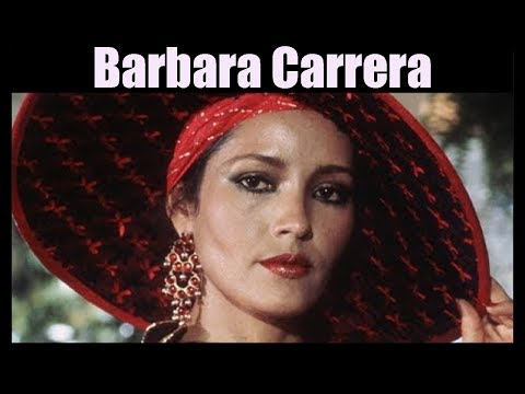 barbara carrera actress youtube