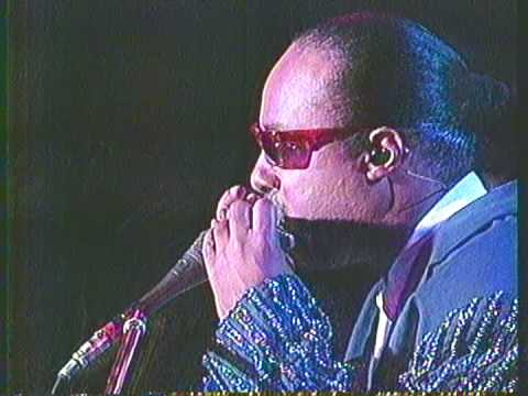 Is't She Lovely,Stevie Wonder Live in Japan 1990