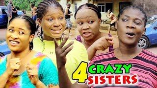 4 Crazy Sisters 34 - Mercy Johnson  Destiny Etiko 2019 New Nigerian Movie
