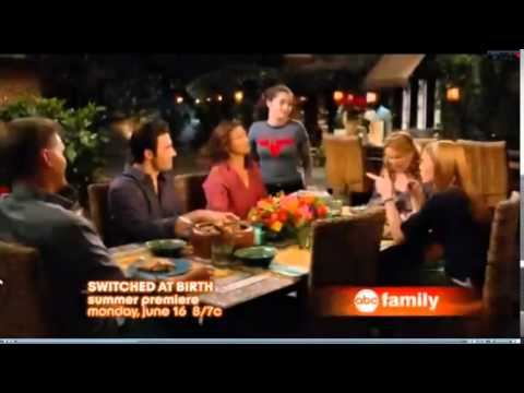 SWITCHED AT BIRTH 3x12 - LOVE AMONG THE RUINS