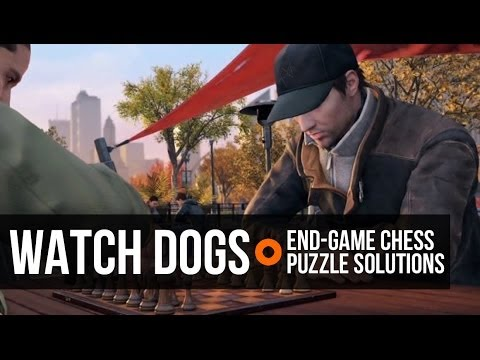 Watch Dogs The Loopp Chess