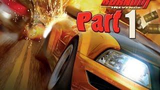 Burnout Revenge 100 Percent Playthrough Part 1 [HQ]