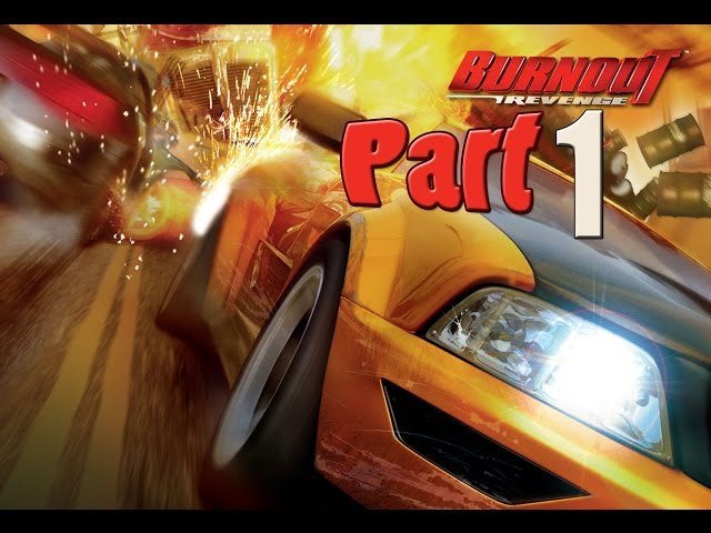 Burnout Revenge 100 Percent Playthrough Part 1 [HQ]