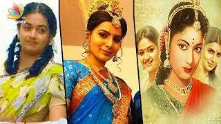 Keerthi Suresh As Savitri Goes Viral | Hot Tamil Cinema News | Samantha in Biopic Movie