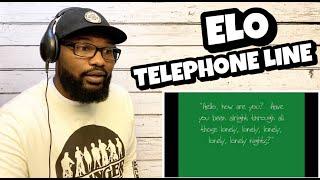 ELO - Telephone Line | REACTION