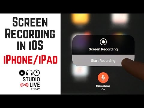 Complete beginner's guide to screen recording in iOS (iPhone/iPad)