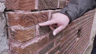 Diagnosing Your Vintage Masonry: Moisture & Repointing