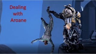 Mass Effect: Andromeda - Dealing with Aroane
