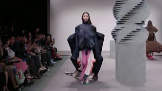 국민대학교 의상디자인학과 제 47회 졸업 패션쇼 런웨이…