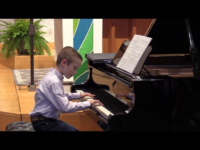 J.Bach, Minuet in G