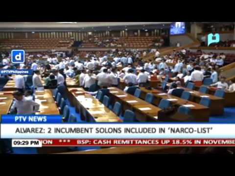 House Speaker Alvarez: Two incumbent solons included in