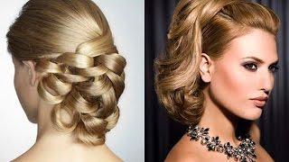 Вечірні зачіски уроки макіяжу Обухів ціни недорого