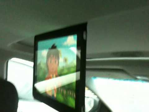 Tablet Roof Mount & 7 To 13 Inch Tablet Car Mount Holder ...