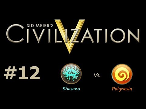 Civilization 5 - Game 4 - Part 12 - New City State