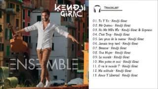 Kendji Girac -  Jamais trop tard (Track 06  -  Ensemble)