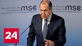 Лавров: Россия не отменит санкции против ЕС до выполнения Минских соглашений