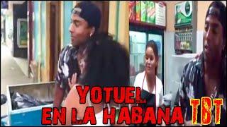 YOTUEL EN CUBA 🇨🇺 IMAGENES EXCLUSIVAS 🔥 ALAIN PAPARAZZI CUBANO #TBT