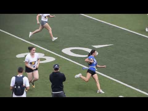 2019 vs 2020 Eastwood High School's Powderpuff Flag Football Game