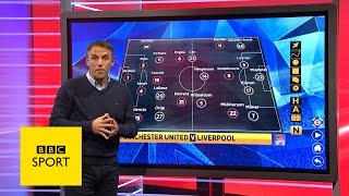 Who won the tactical battle between mourinho & klopp? - bbc sport