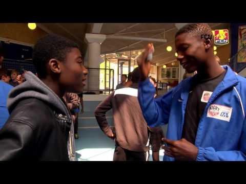 RtD besøger FCN-drengene på Bagsværd Kostskole