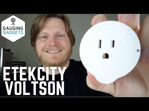 Repeat Etekcity Voltson Review -Smart Wifi Plug Setup by