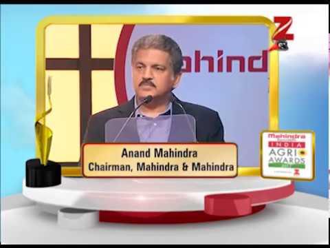 Mahindra Samriddhi Agri Awards 2017 - Anand Mahindra