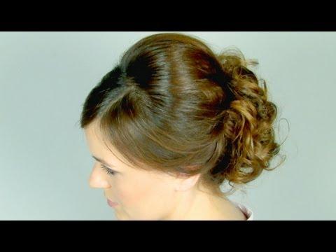Peinados para Bodas - Fácil y Romántico - Peinados Faciles Recogidos