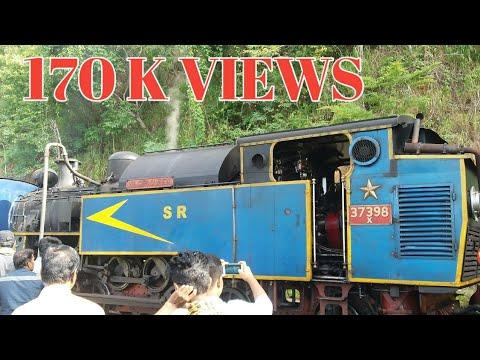 Mettupalayam To Ooty Nilgiri Mountain Railway 2017