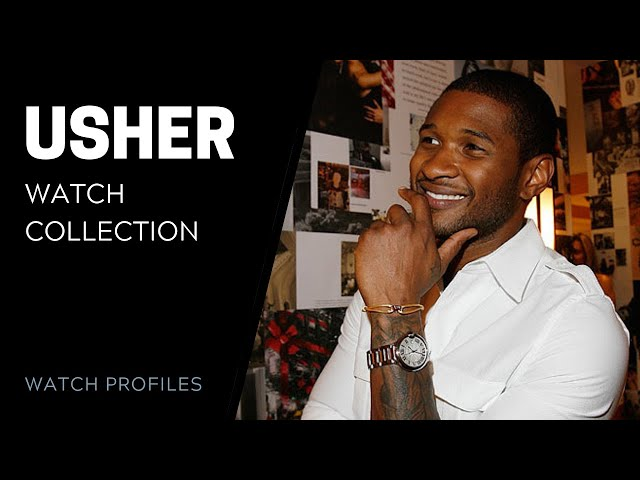 Usher's Watch Collection | SwissWatchExpo [Watch Collection]