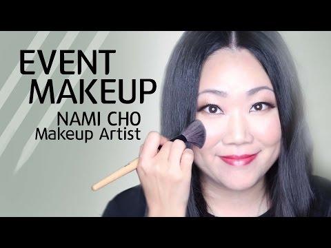 Special Event Makeup Transformation - Hooded Eyes ft. Pamela